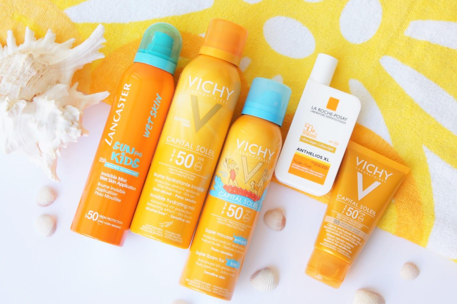 best spf 50 spray cream 2014