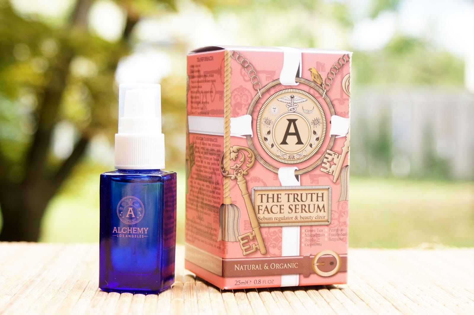 THE TRUTH FACE SERUM ALCHEMY