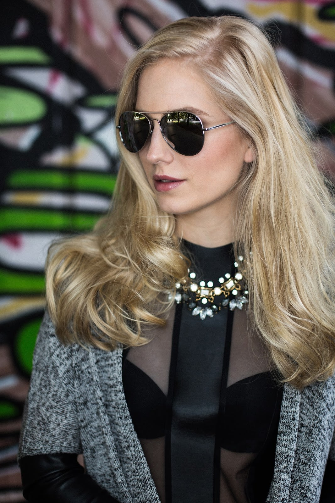ZeroUV sunglasses fashion blogger