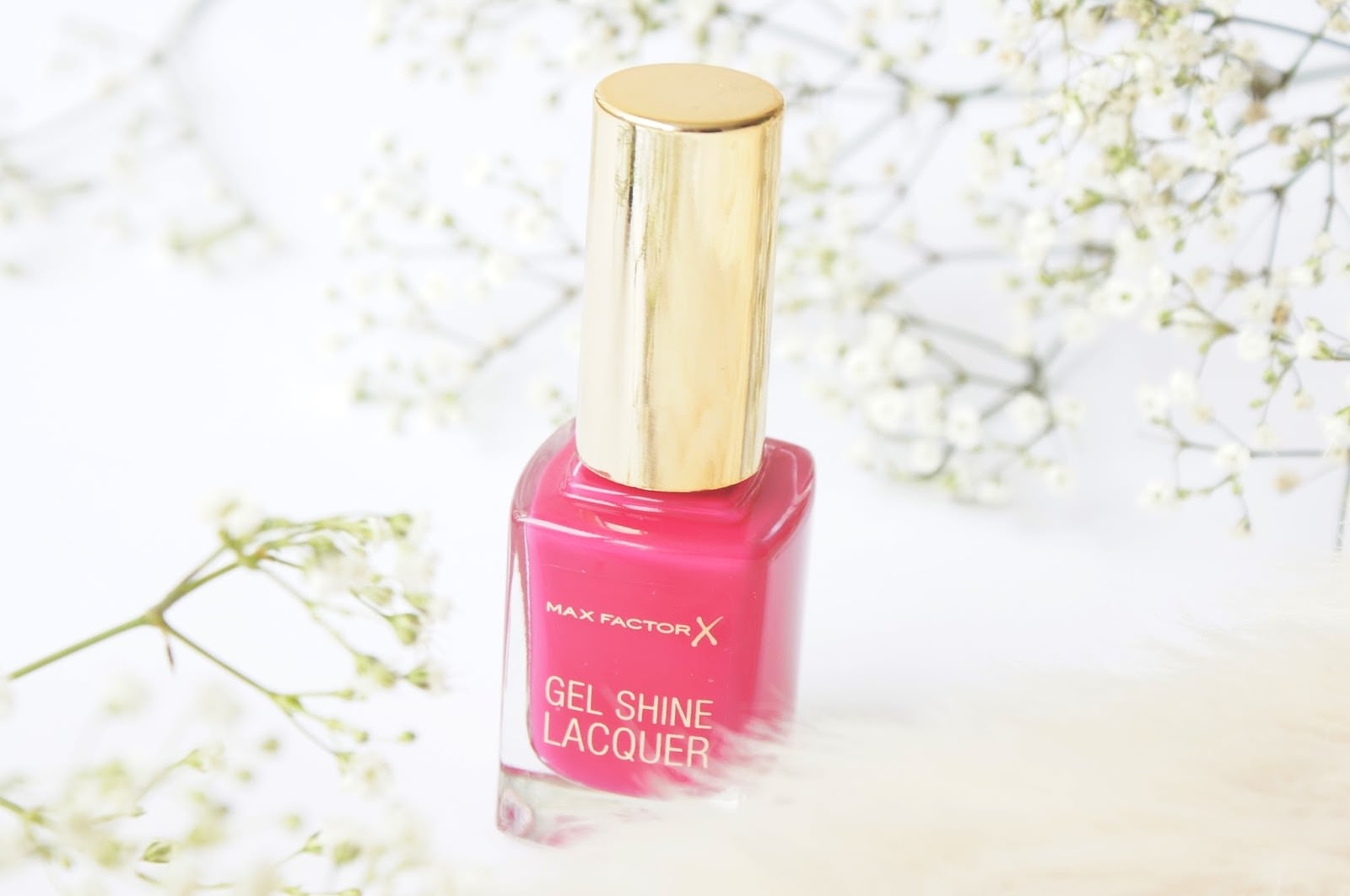 Maxfactor Gel Shine Lacquer 3 Twinkling Pink