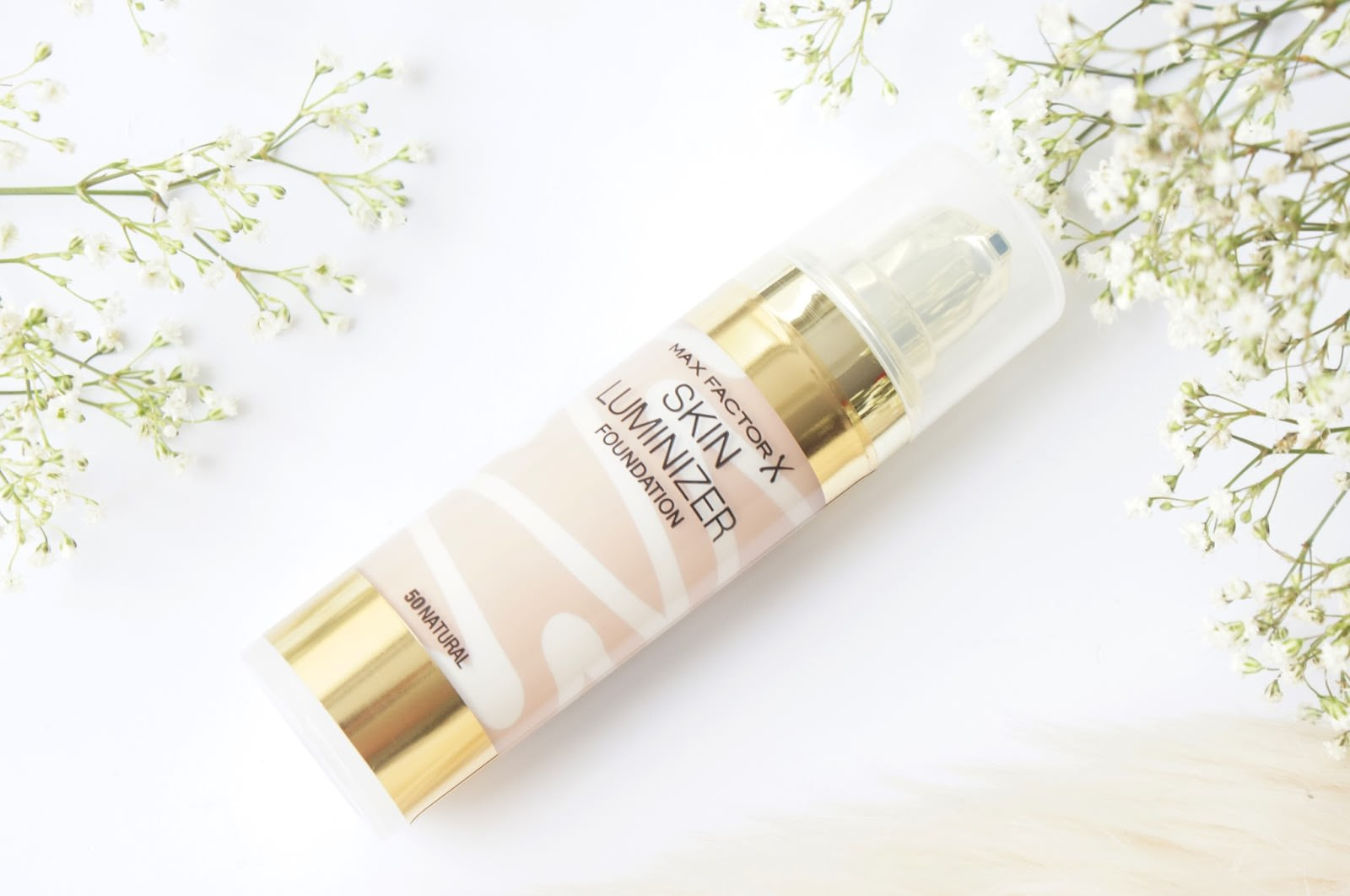 Maxfactor Skin Luminizier 50 Natural