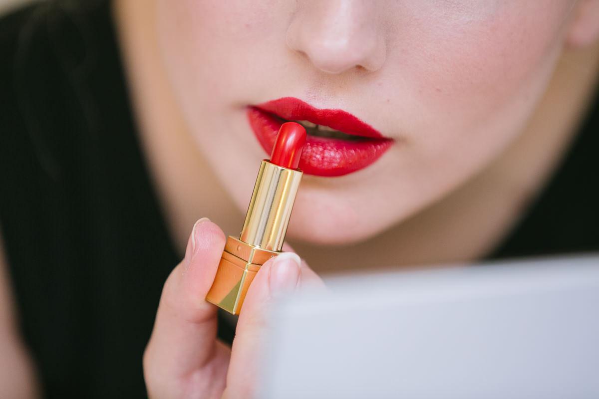 YSL 01 le rouge lipstick