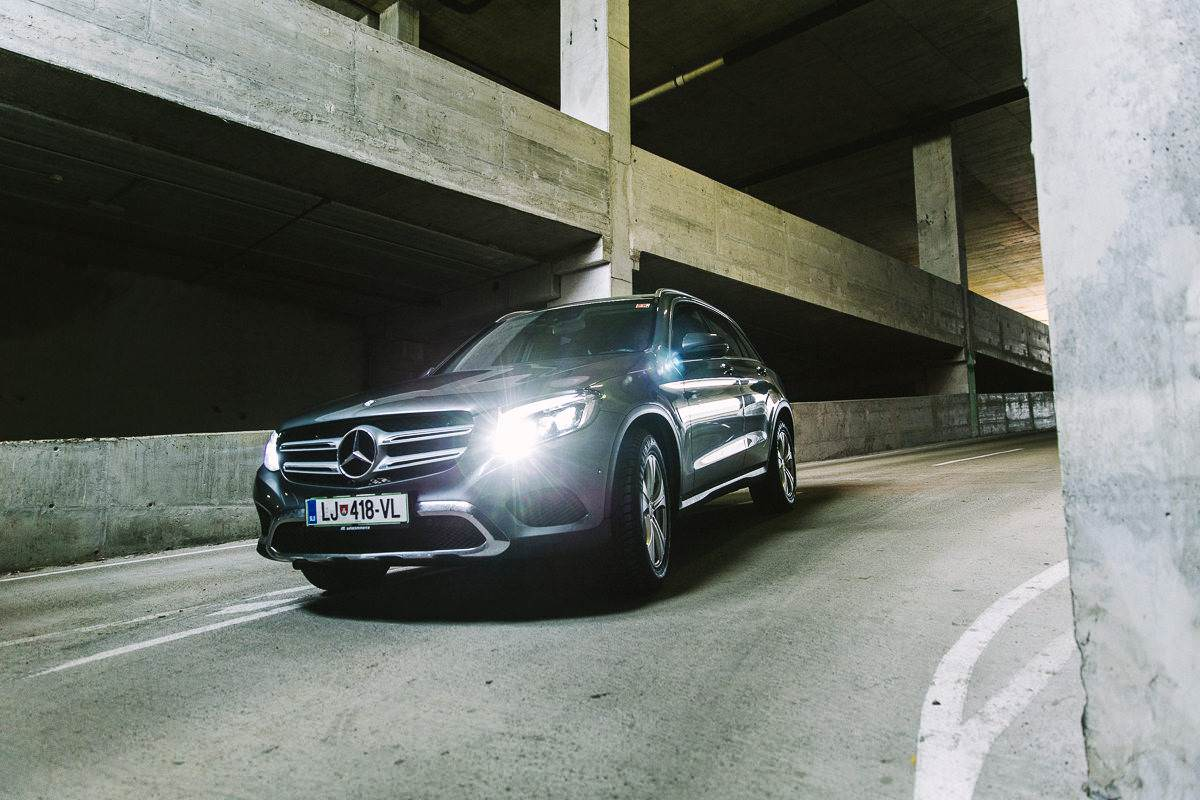 Mercedes-Benz GLC review blog