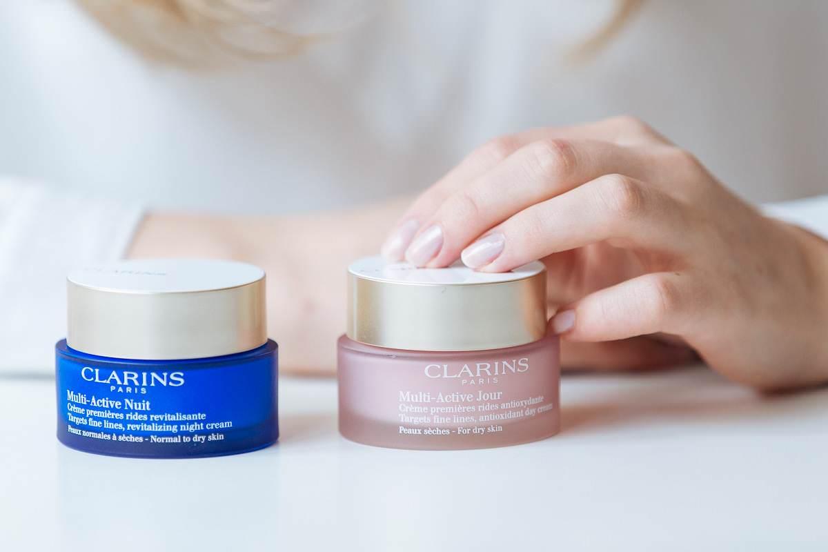 Clarins Multi-Active cream