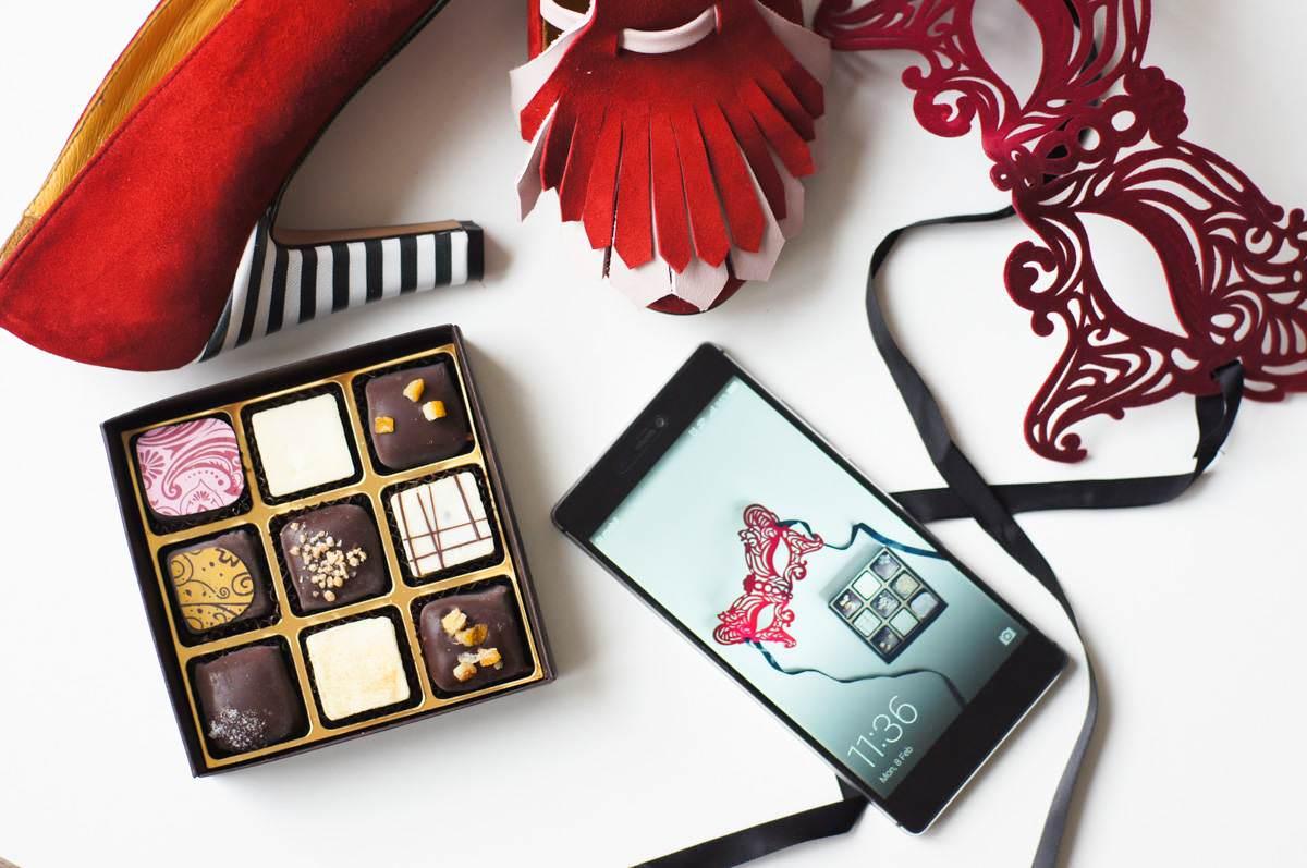 Huawei P8 blog