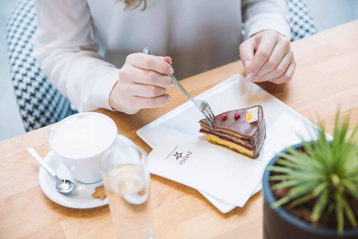 Luiza torta Zvezda