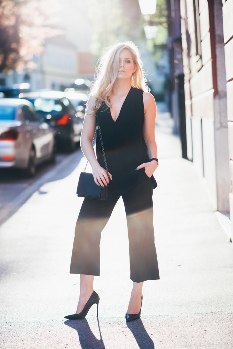 culottes fashion blogger