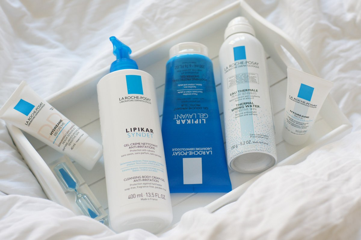 La Roche-Posay beauty blog