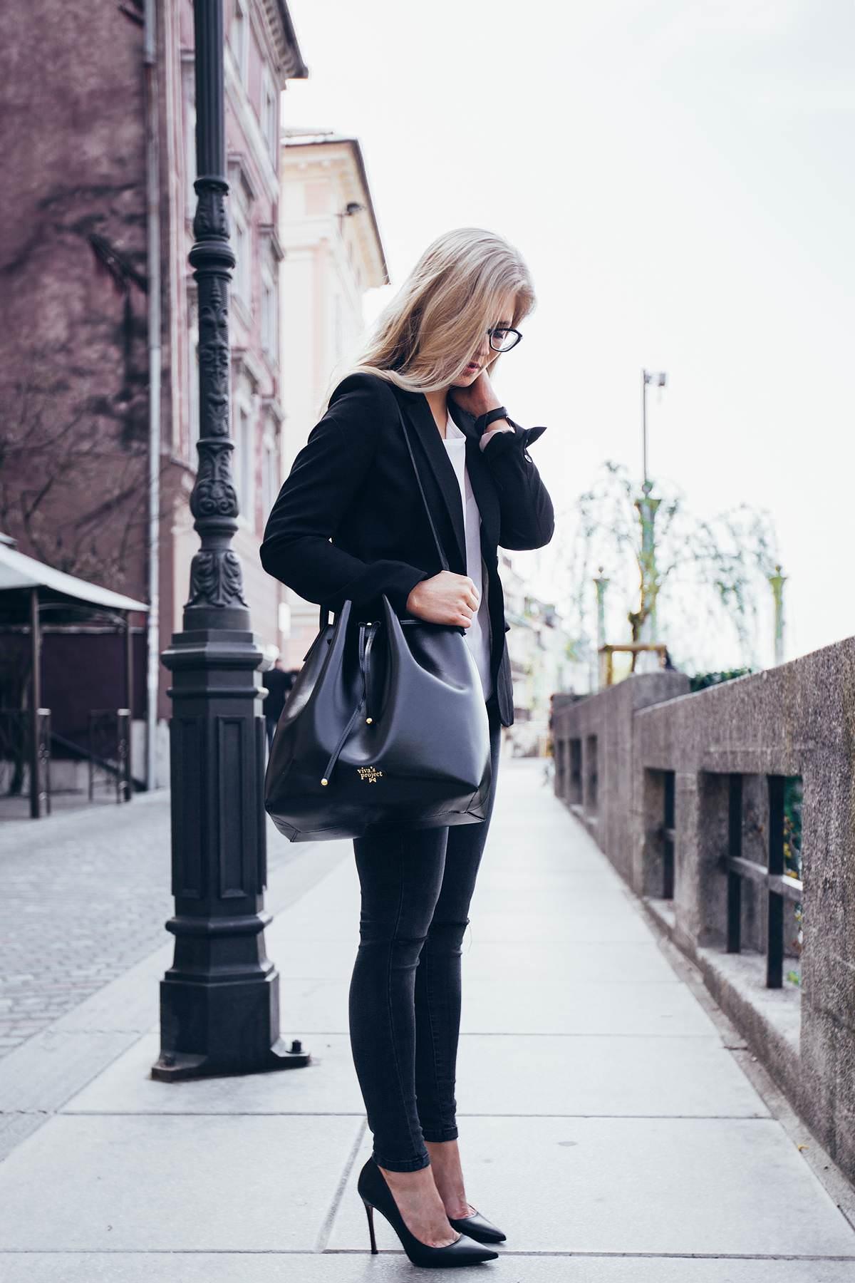 OOTD fashion blogger