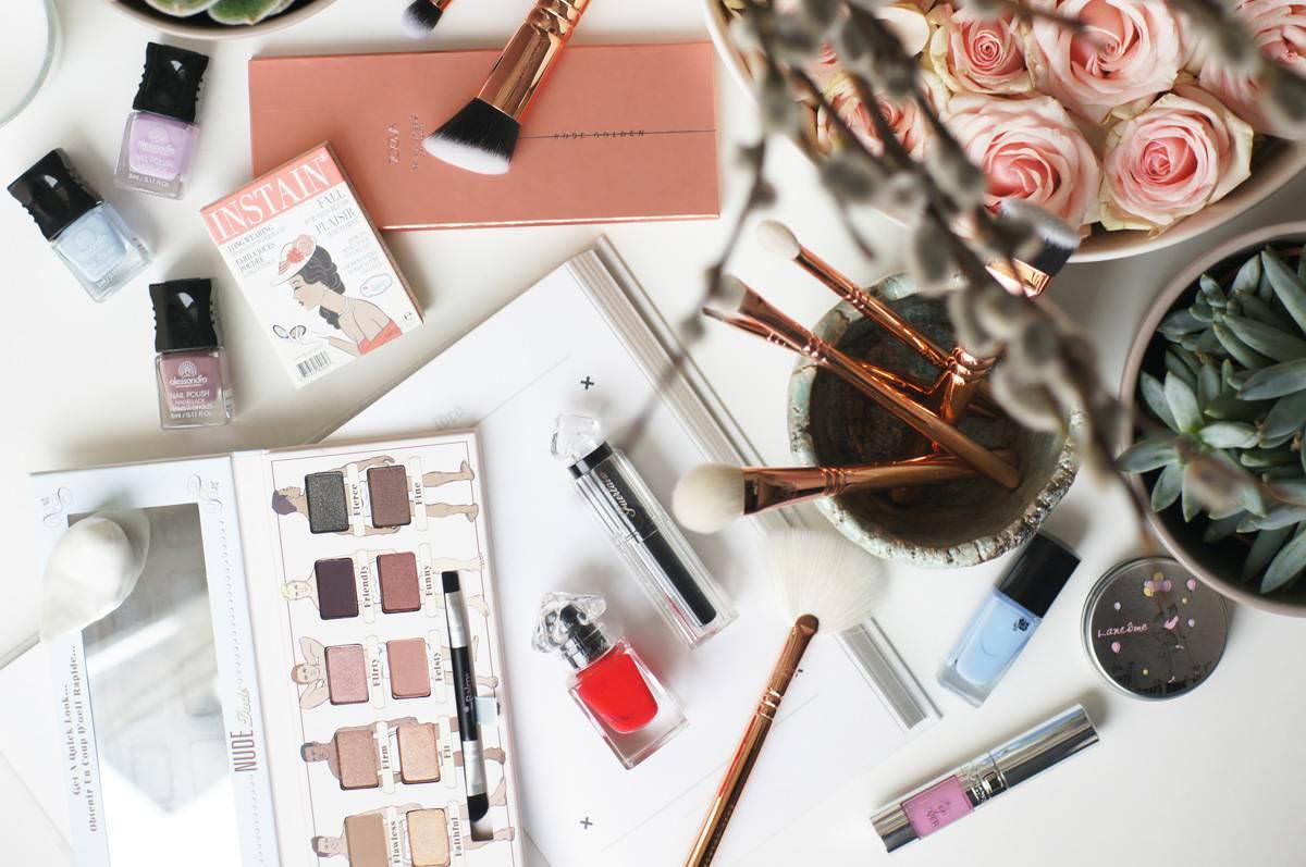 Spring Makeup Favourites