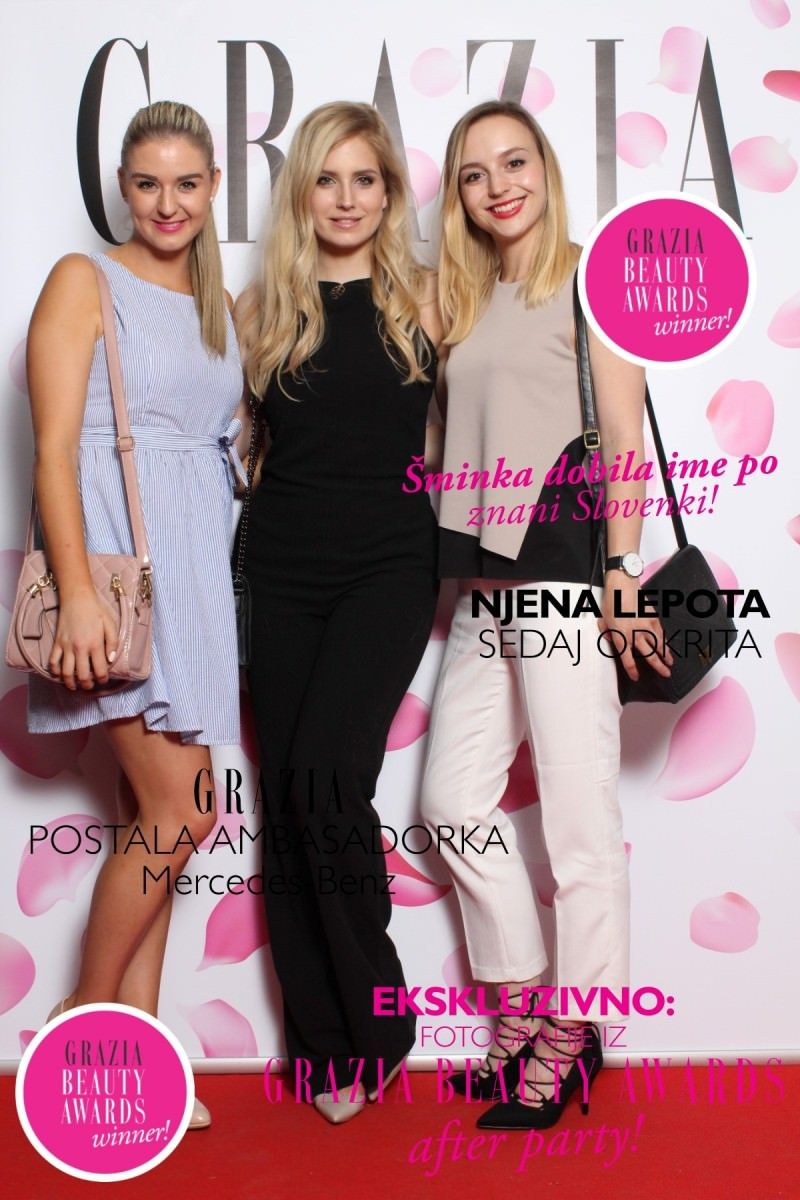 Grazia Beauty Awards