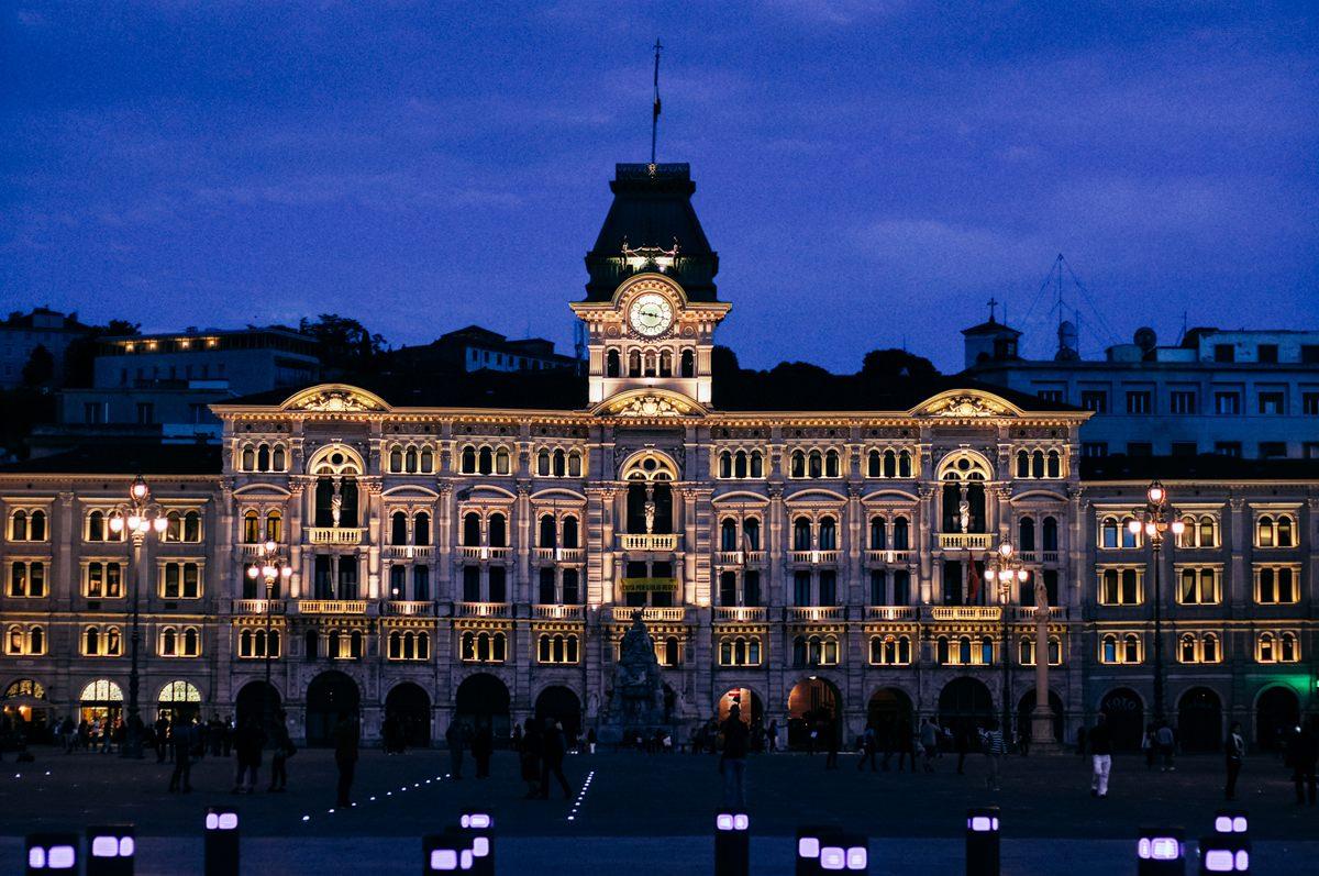 Trieste Italy