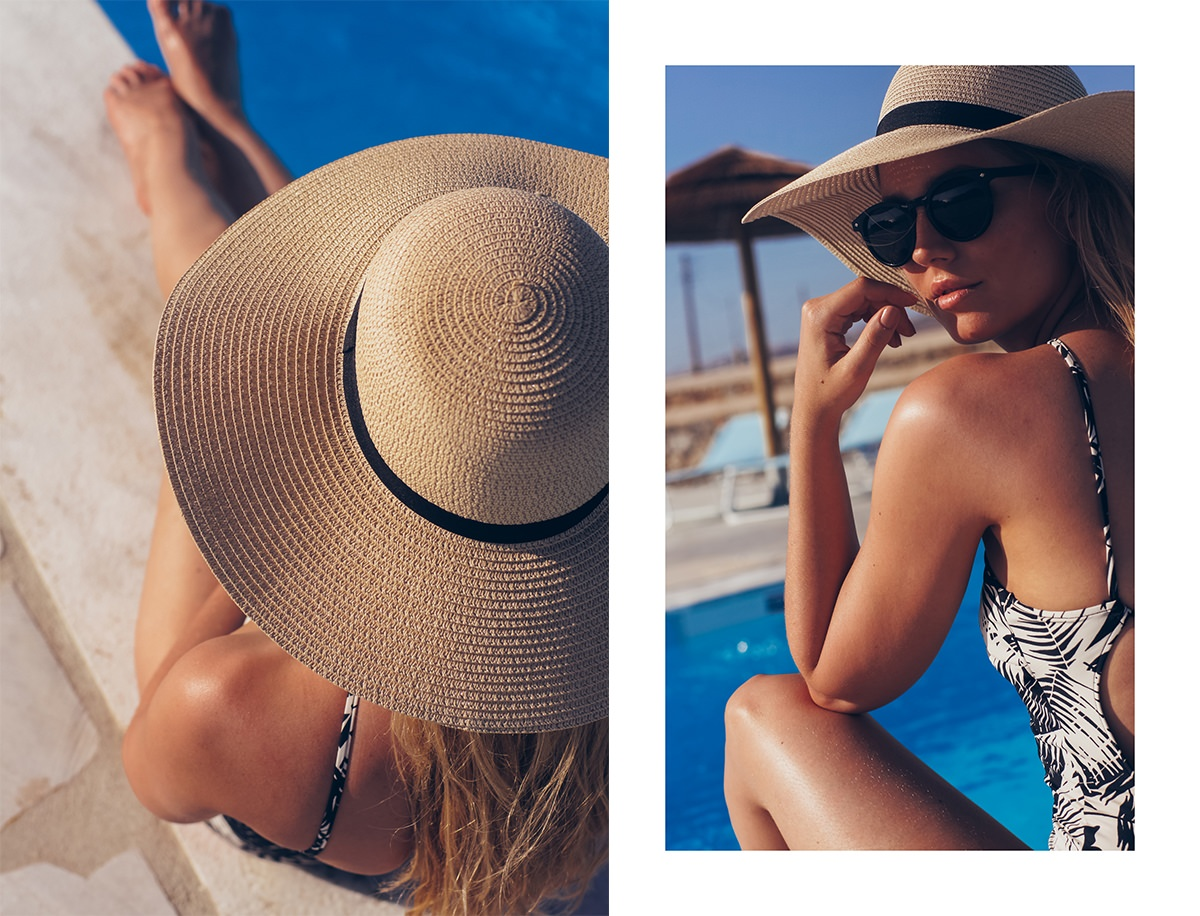 fashion blogger Mykonos