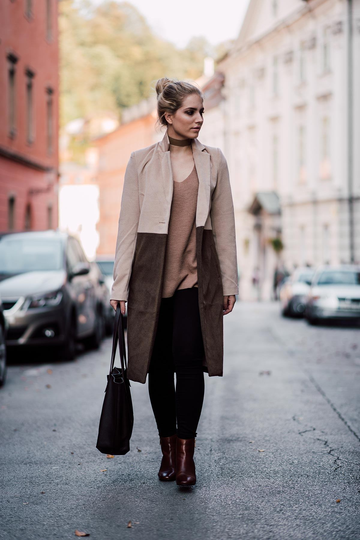 camel outfit