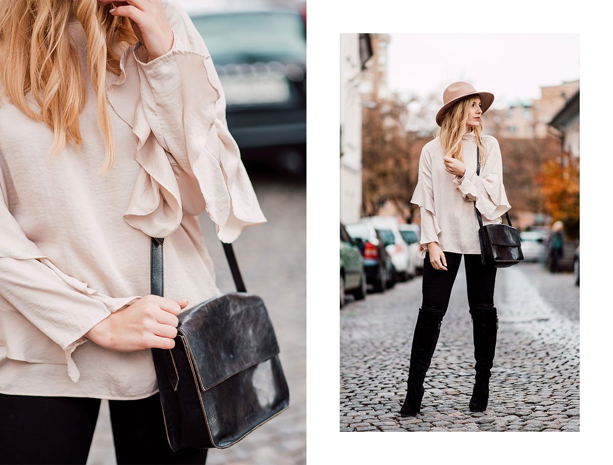 modna blogerka