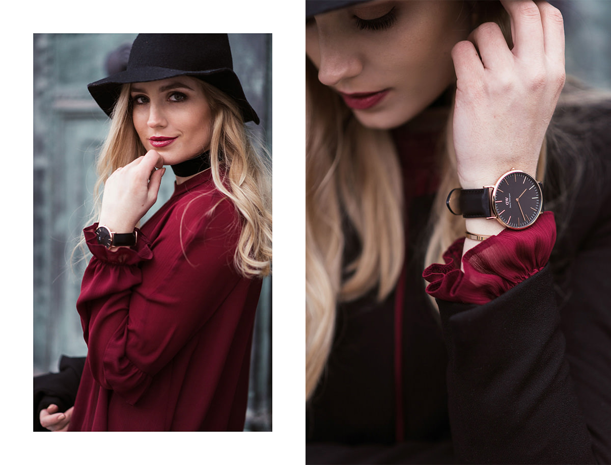 Daniel Wellington fashion blog