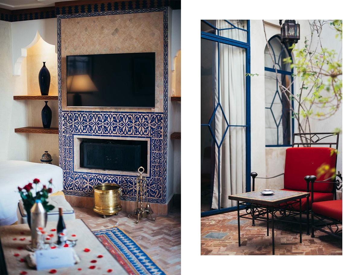 La Maison Arabe riad Marrakech