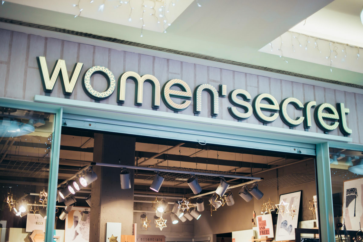 women'secret shop