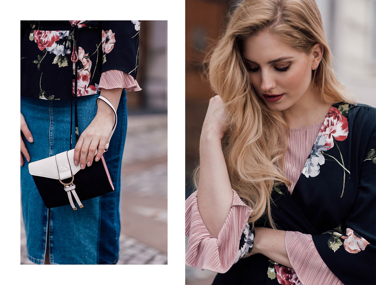 Dorothy Perkins fashion blogger
