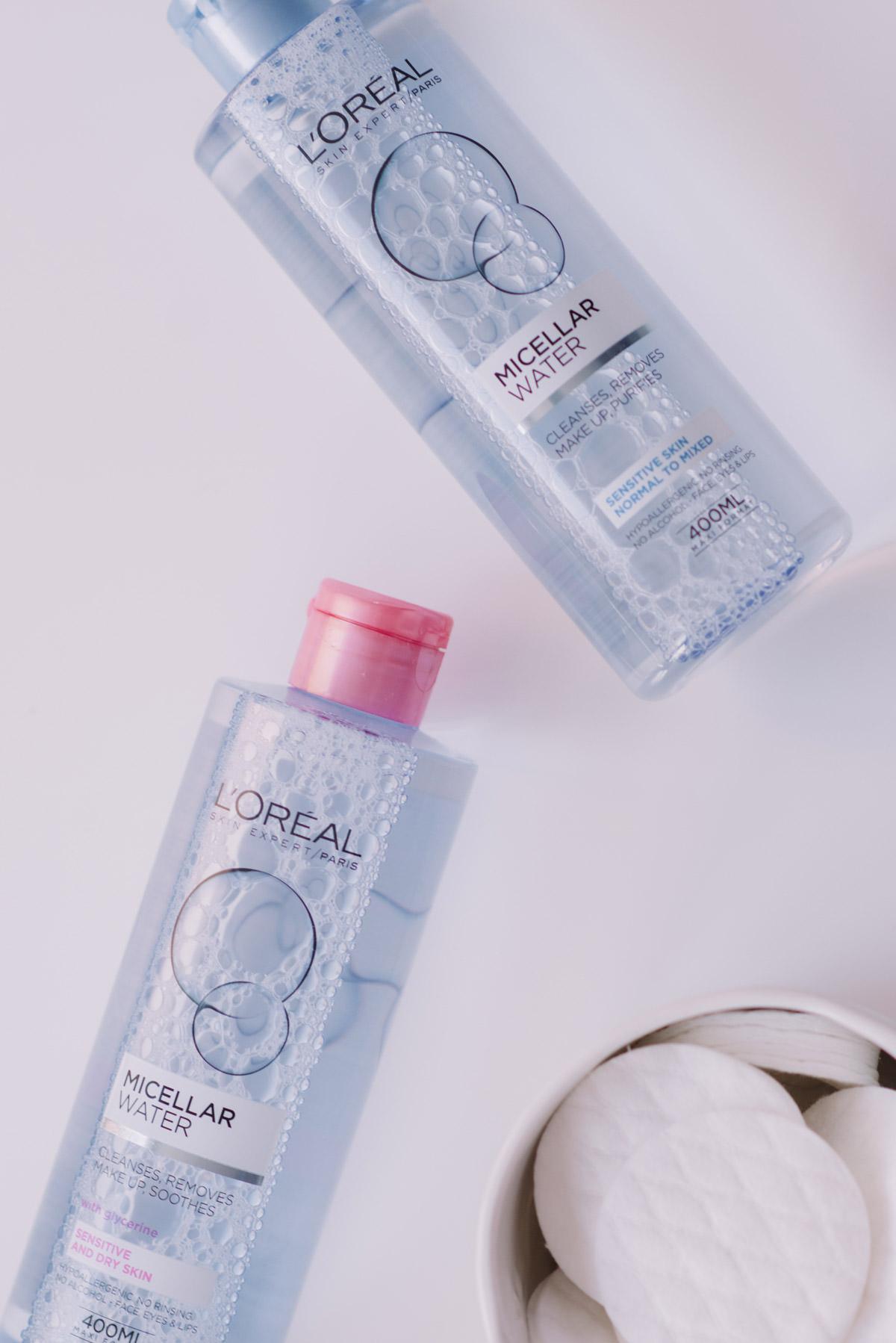 micelarna voda L'Oreal