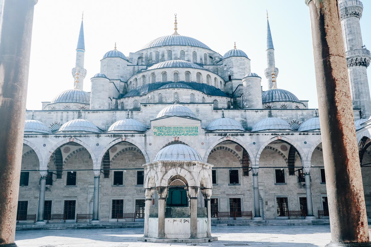 Travel Guide Istanbul Turkey With Turkish Airlines Ajdas