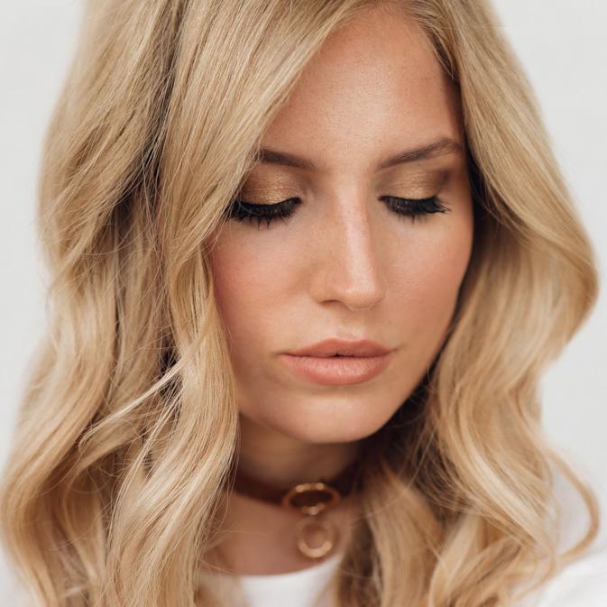 poletni makeup videz Youtube video