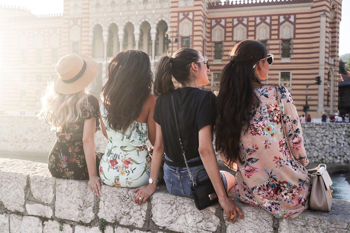 Sarajevo travel guide blog