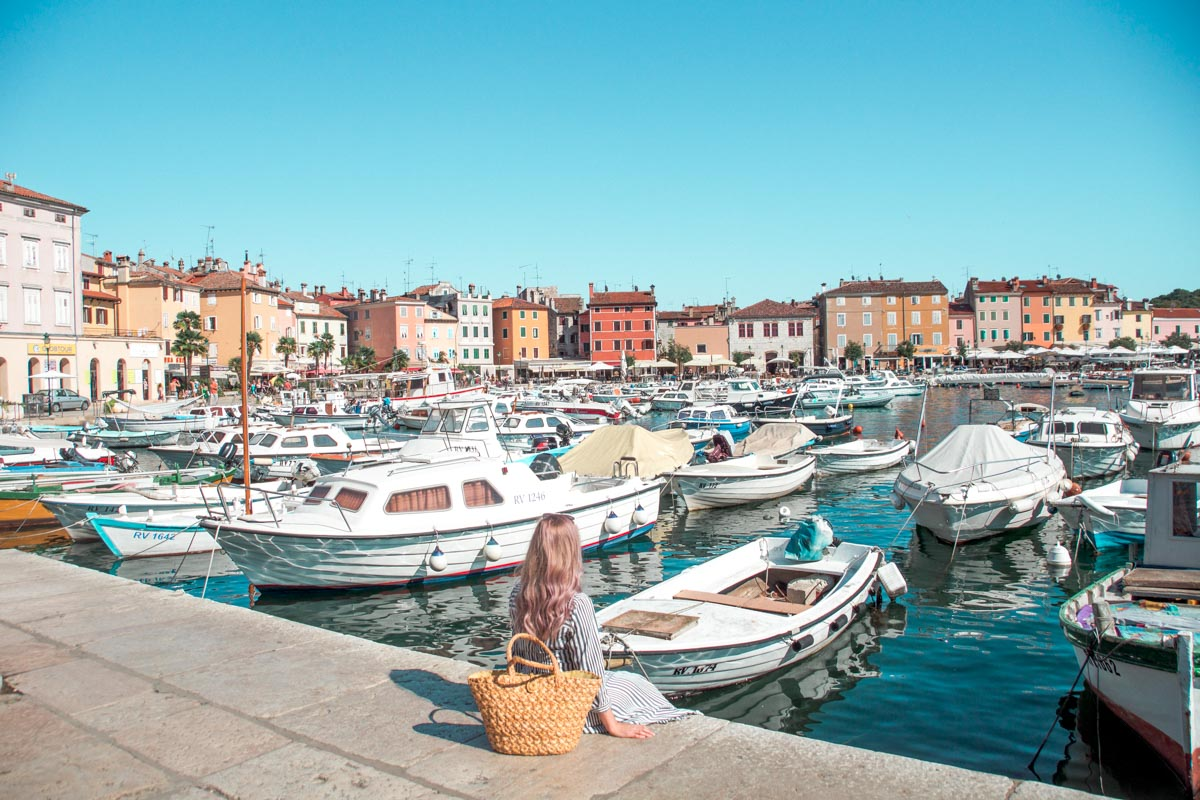 what to do in Rovinj Croatia