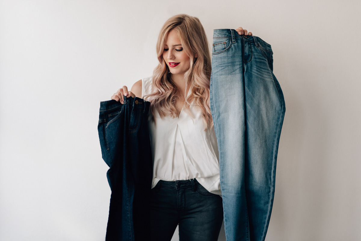 how to find jeans