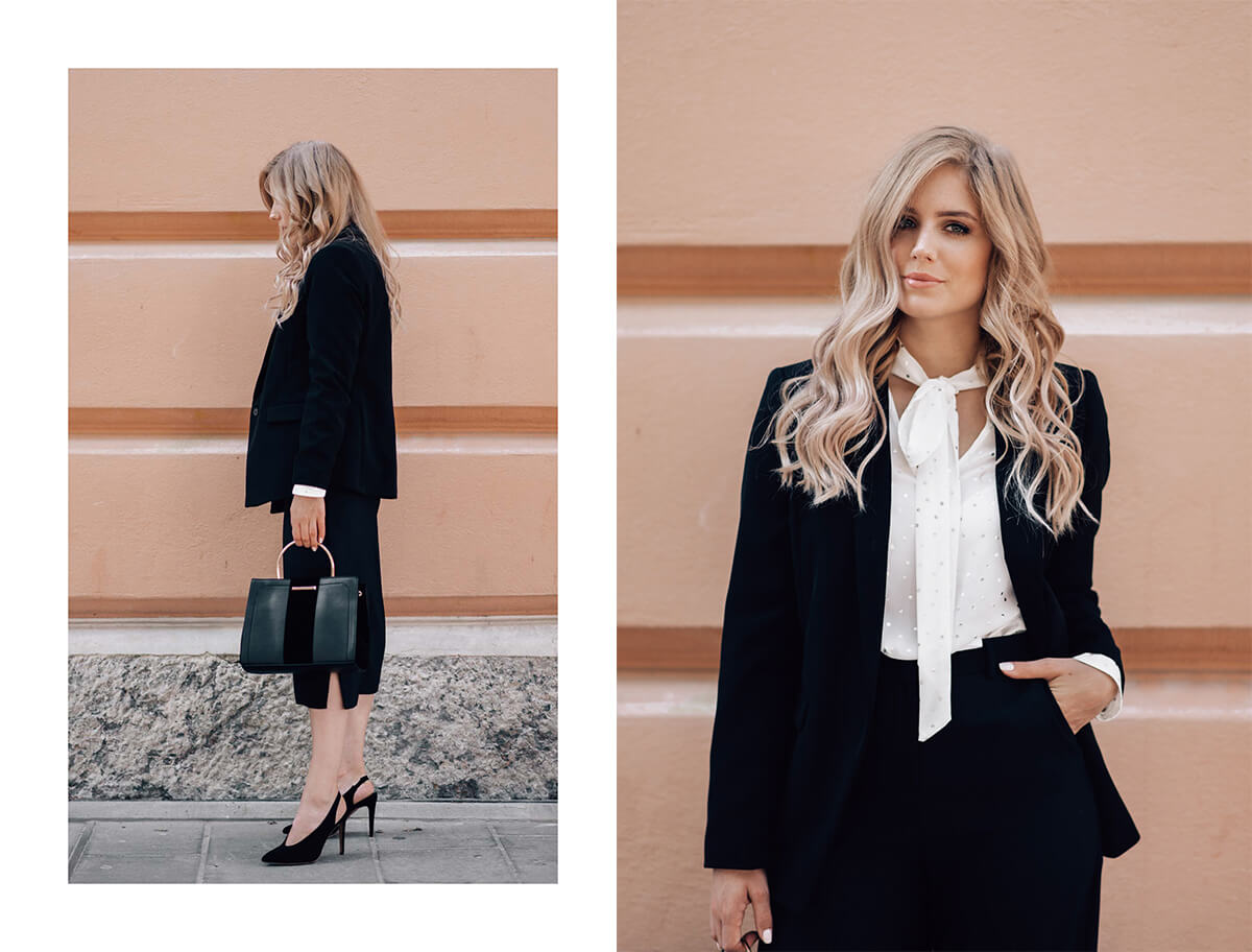 office style fashion blog