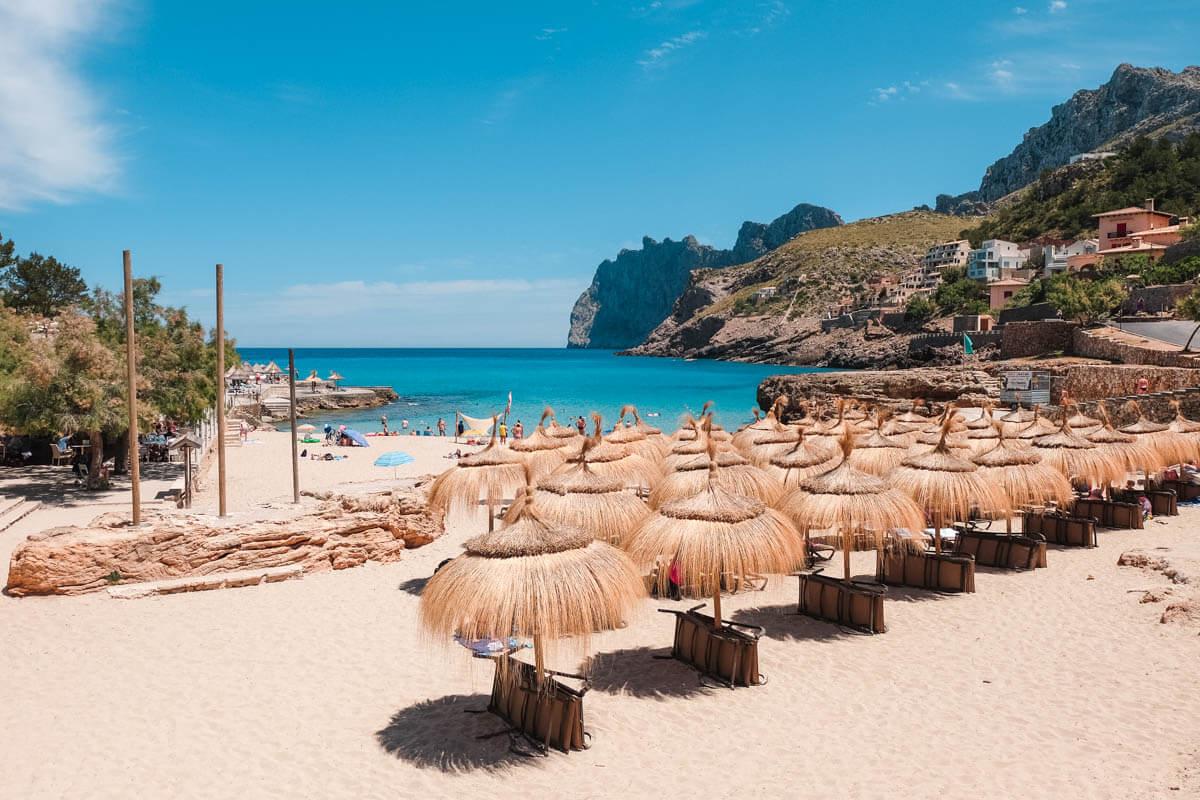 Playa de Cala Molins