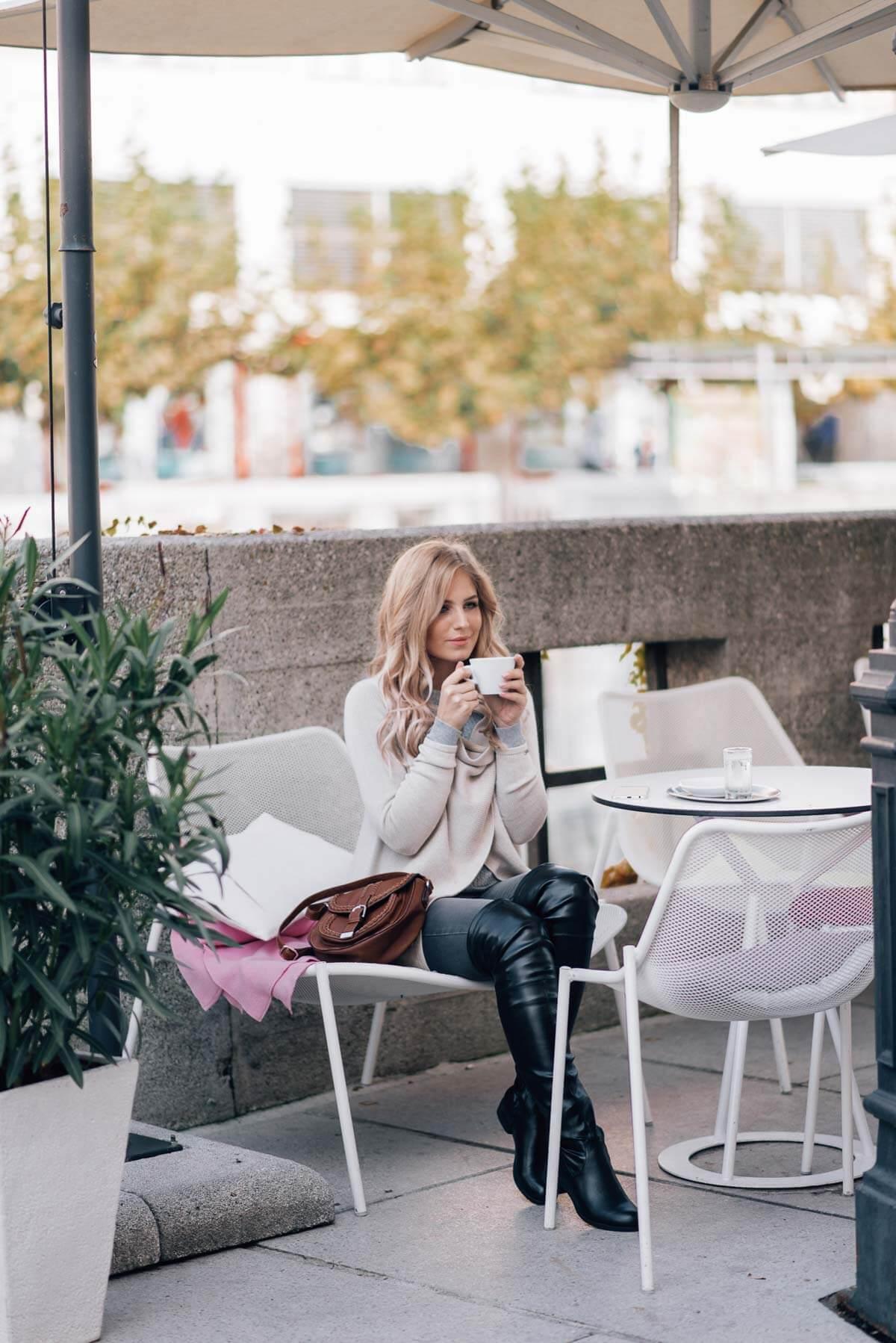 blogger routine