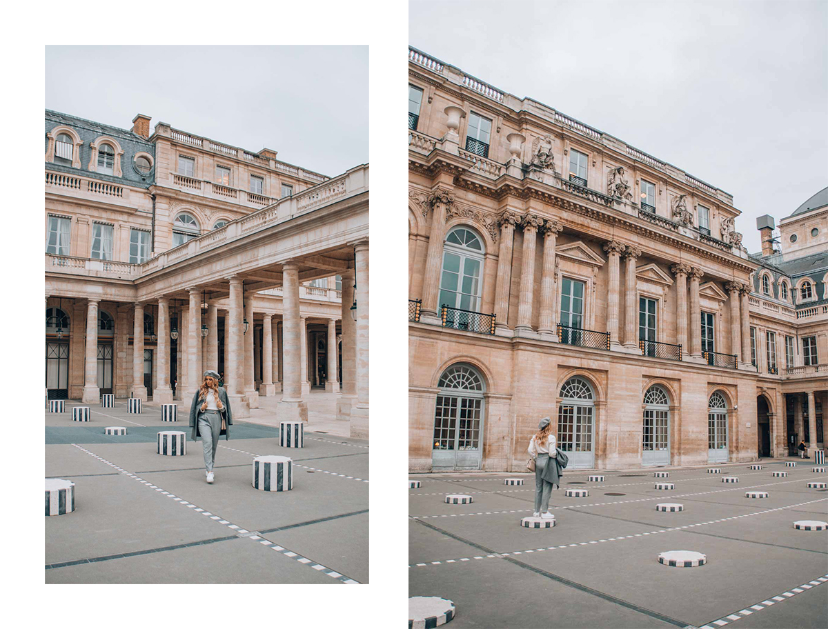 Palais Royal Paris travel guide