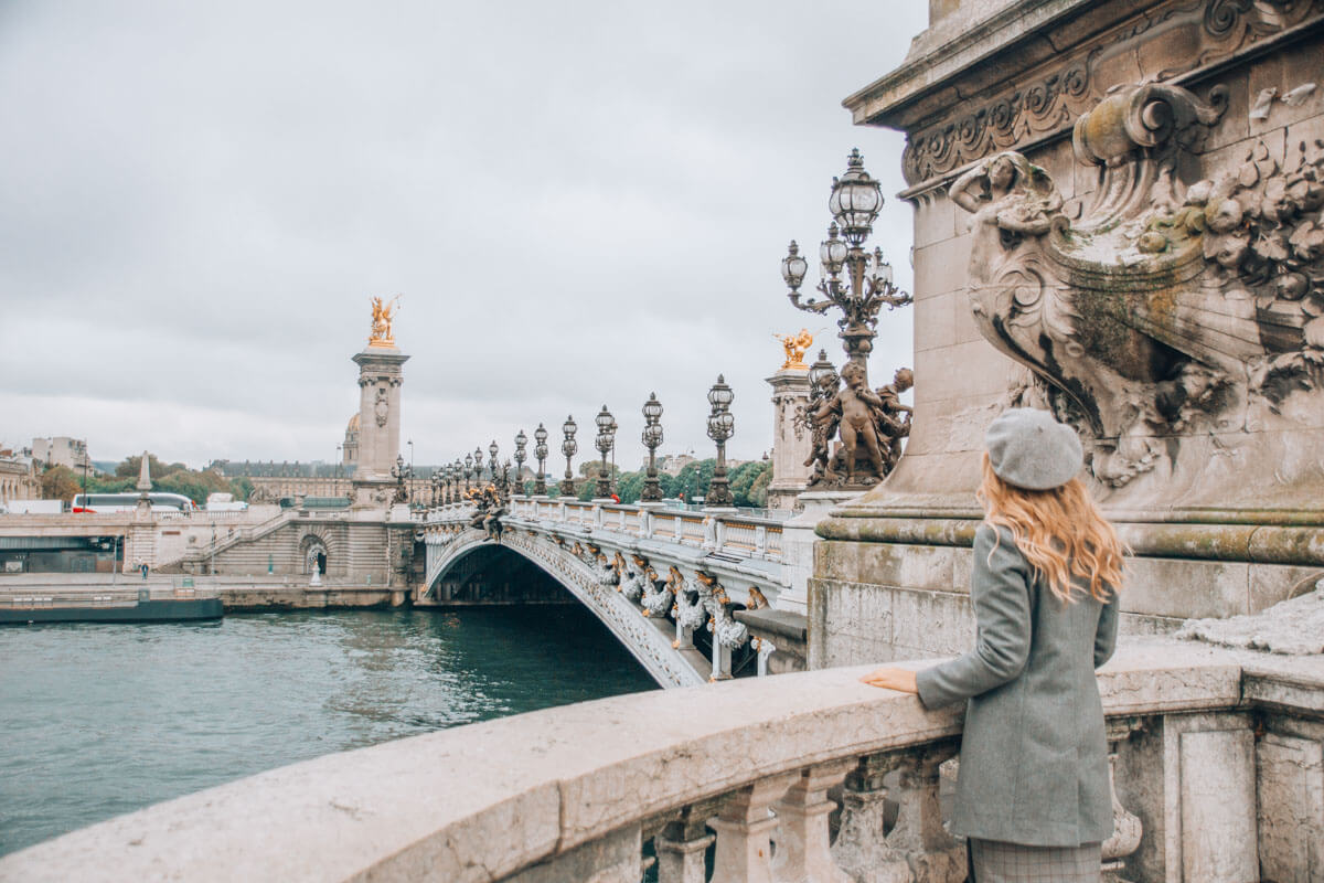 Pont Alexandre III travel guide