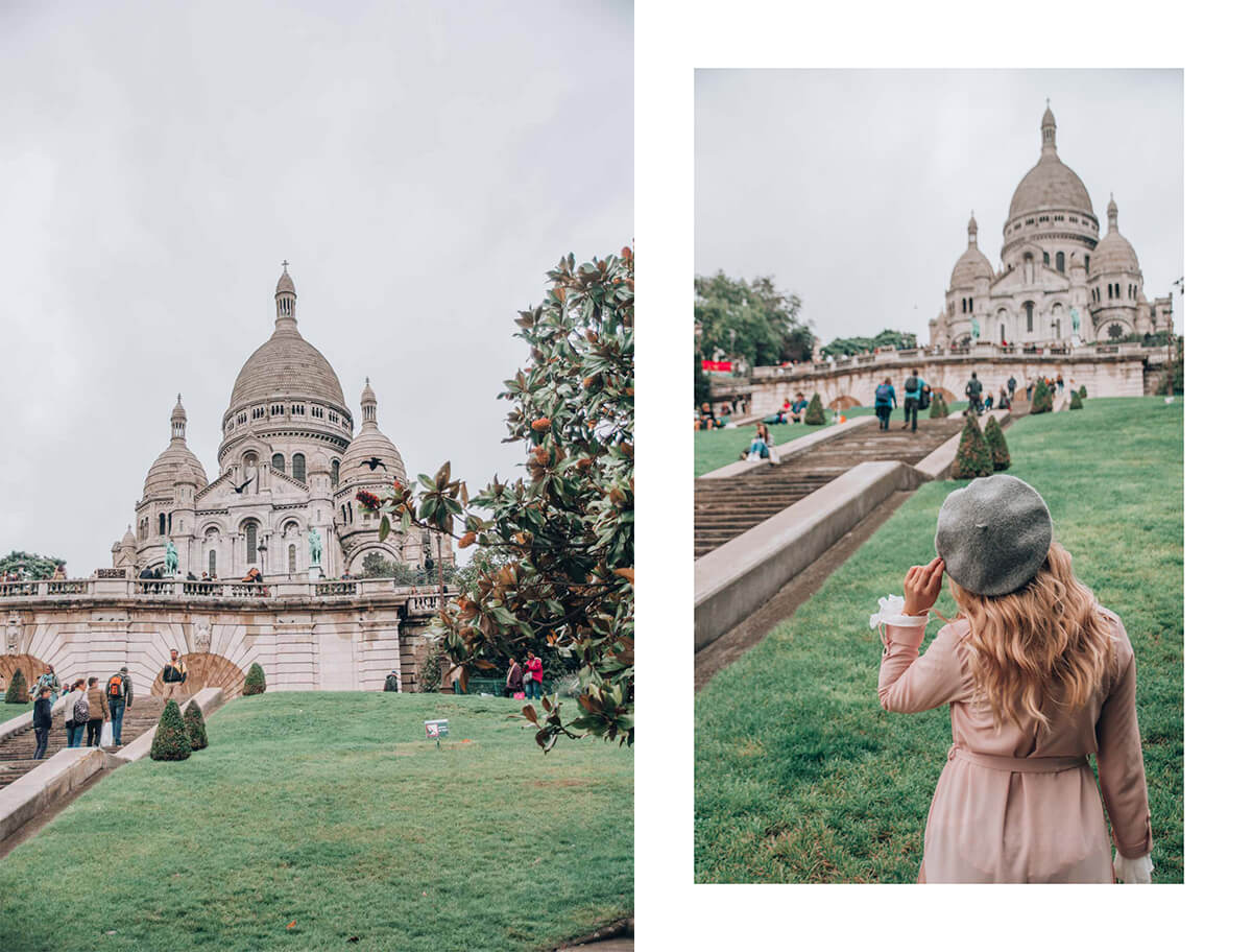 Sacre Coeur Paris travel guide