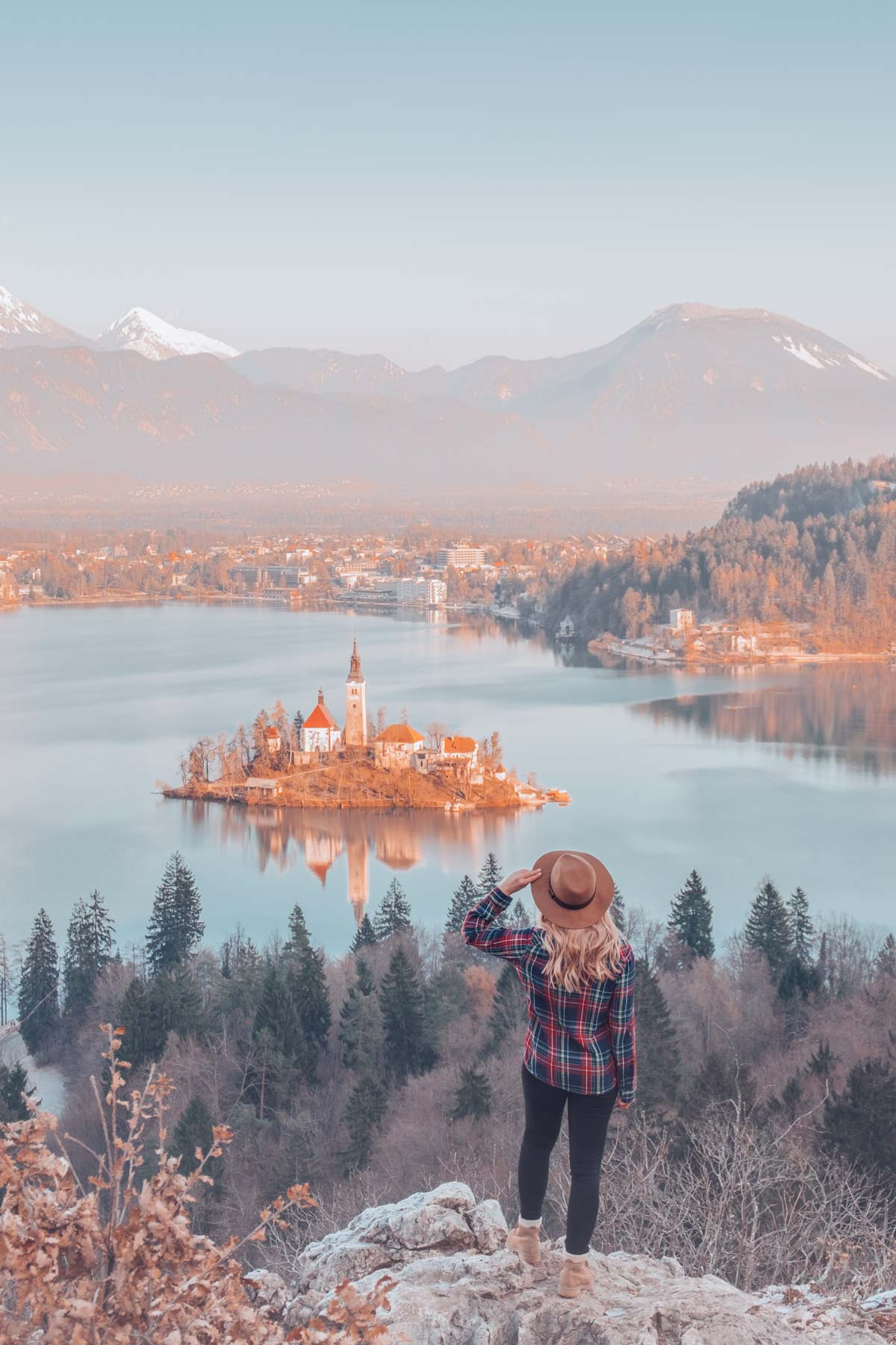 why visit Bled, Slovenia