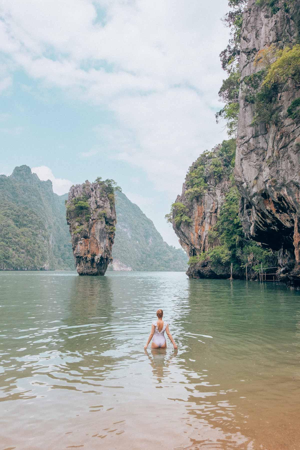 Ao Phang Nga national park trip