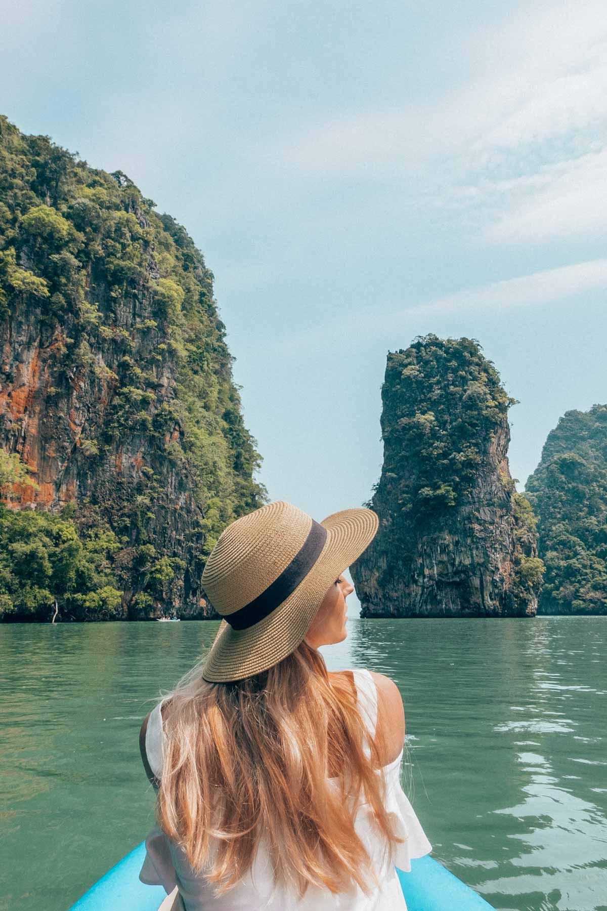 Koh Hong kayaking
