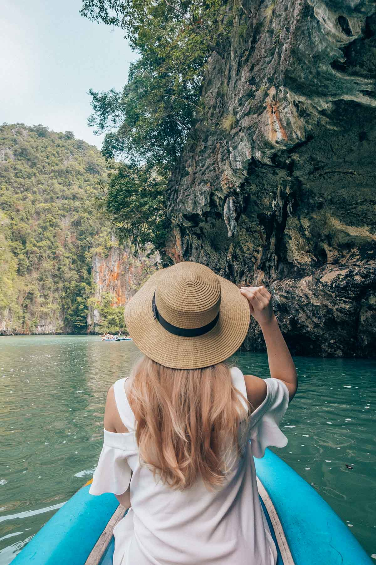 Koh Hong kayaking