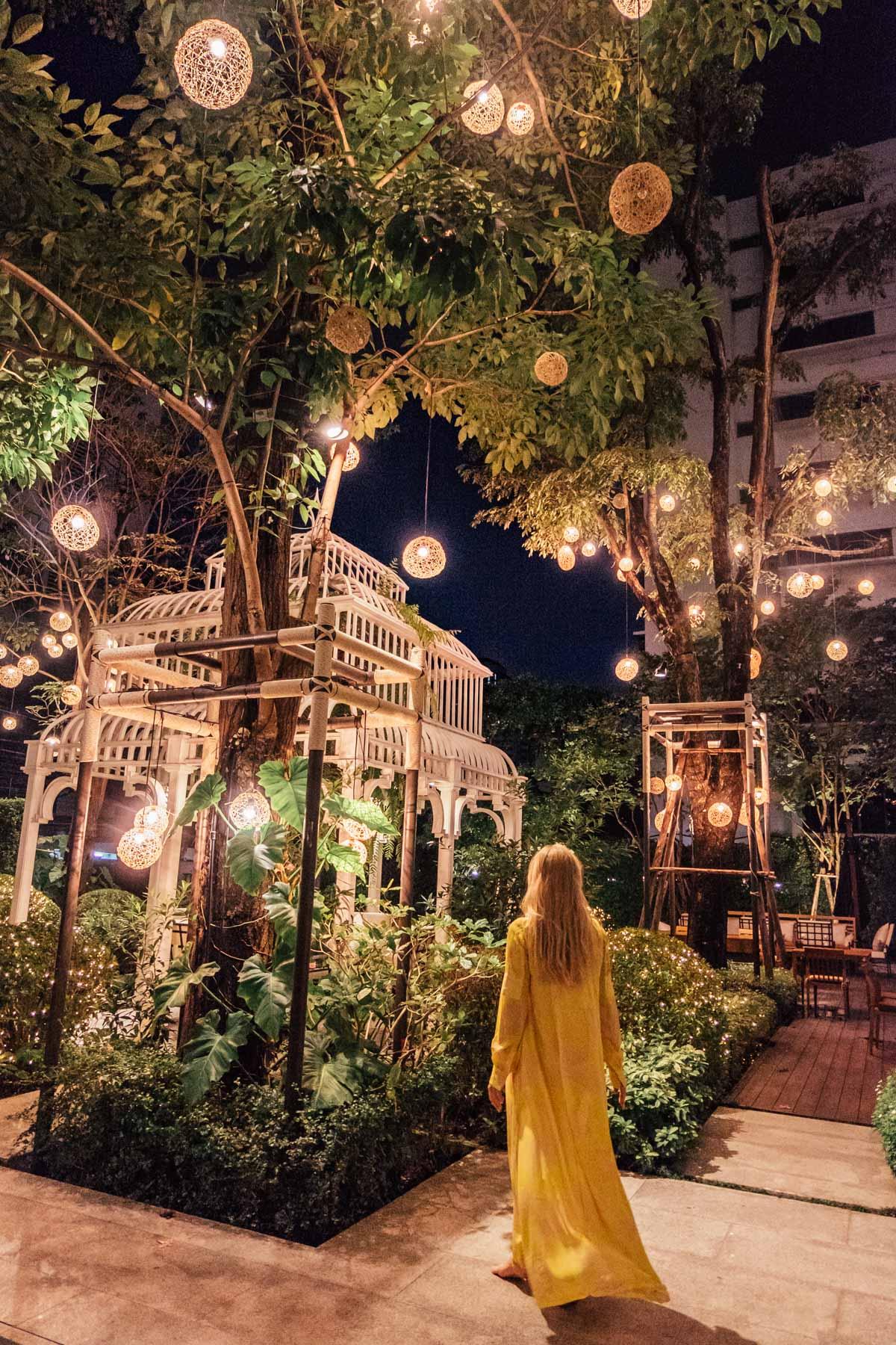 137 Pillars hotel Bangkok