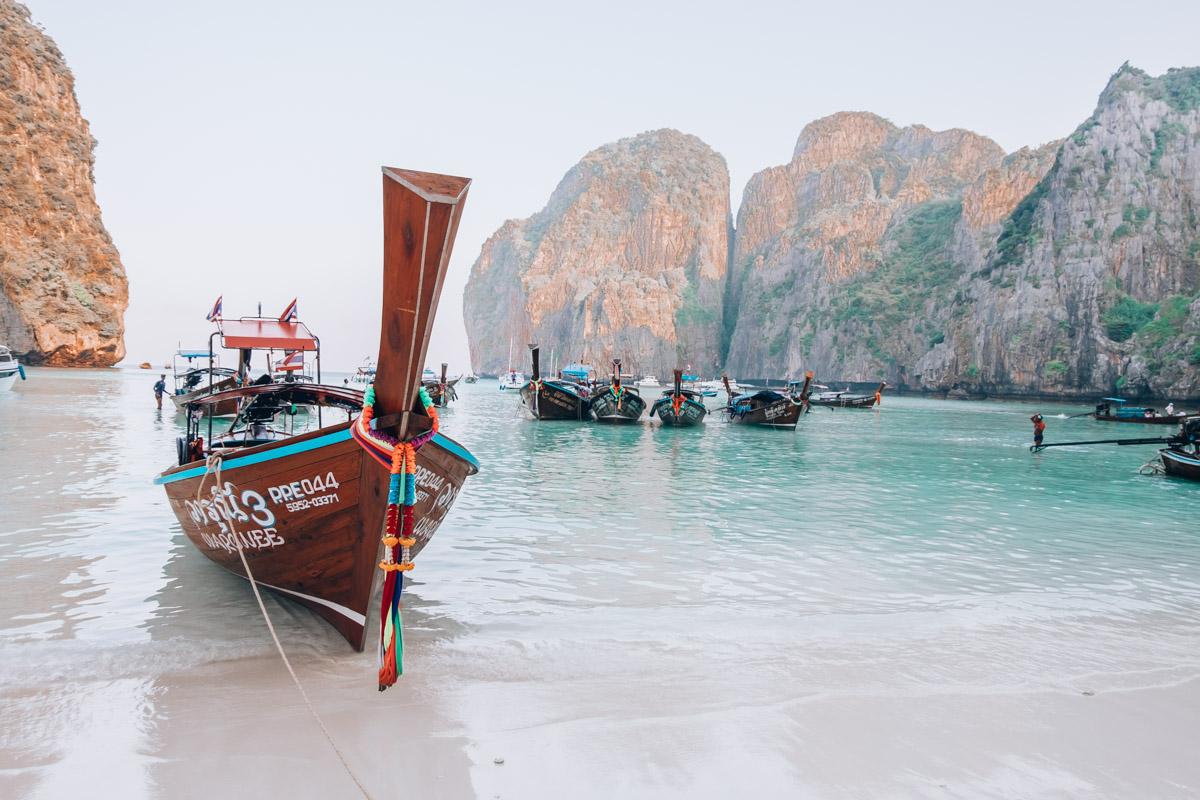 Koh Phi Phi - Maya Bay blog