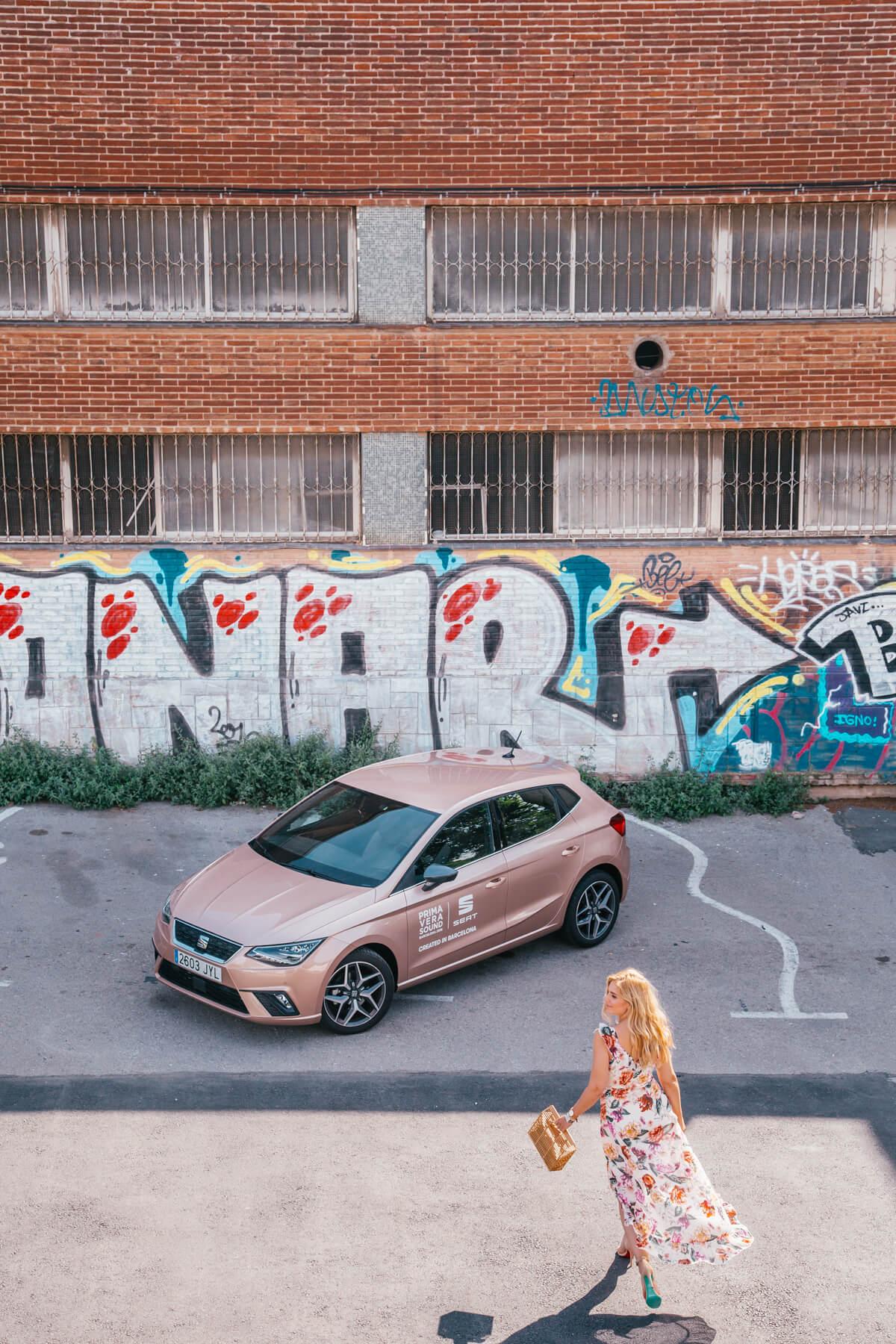 SEAT Ibiza Beats