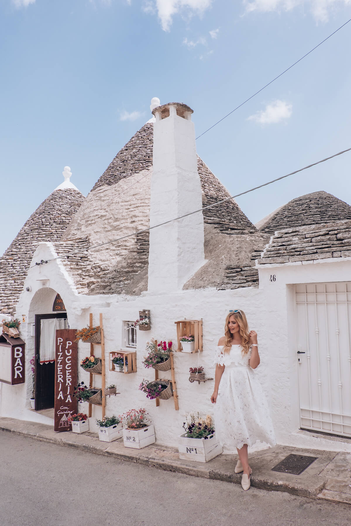 Why visit Alberobello