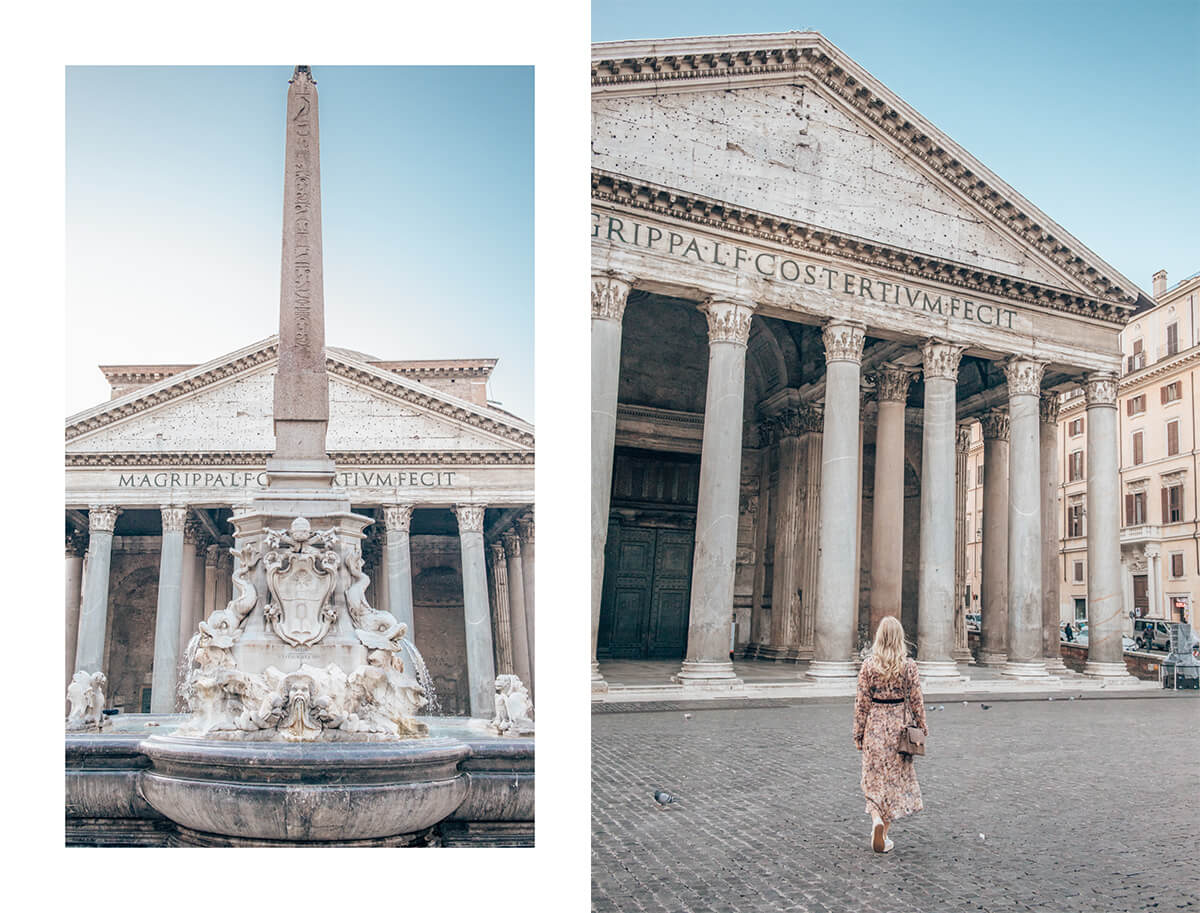 Pantheon - Rome - What to see