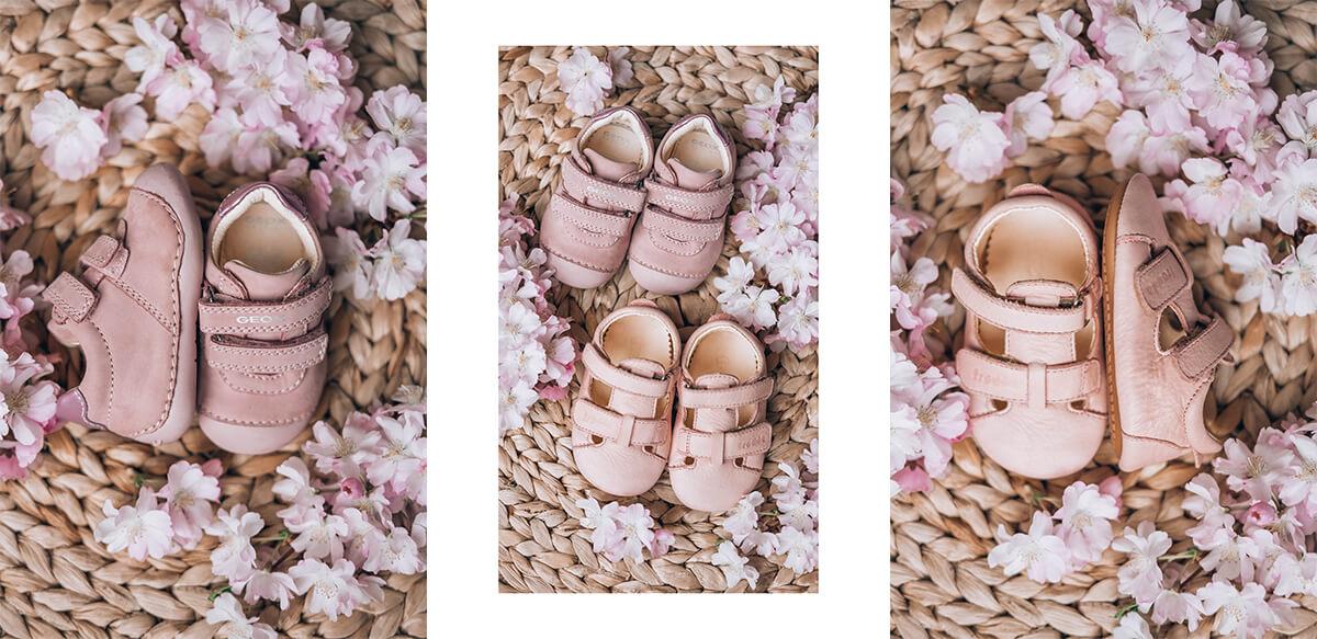 prvi čevlji za prve korake